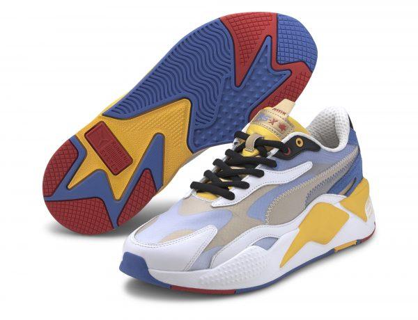 Puma presenta su colección Puma x Sonic