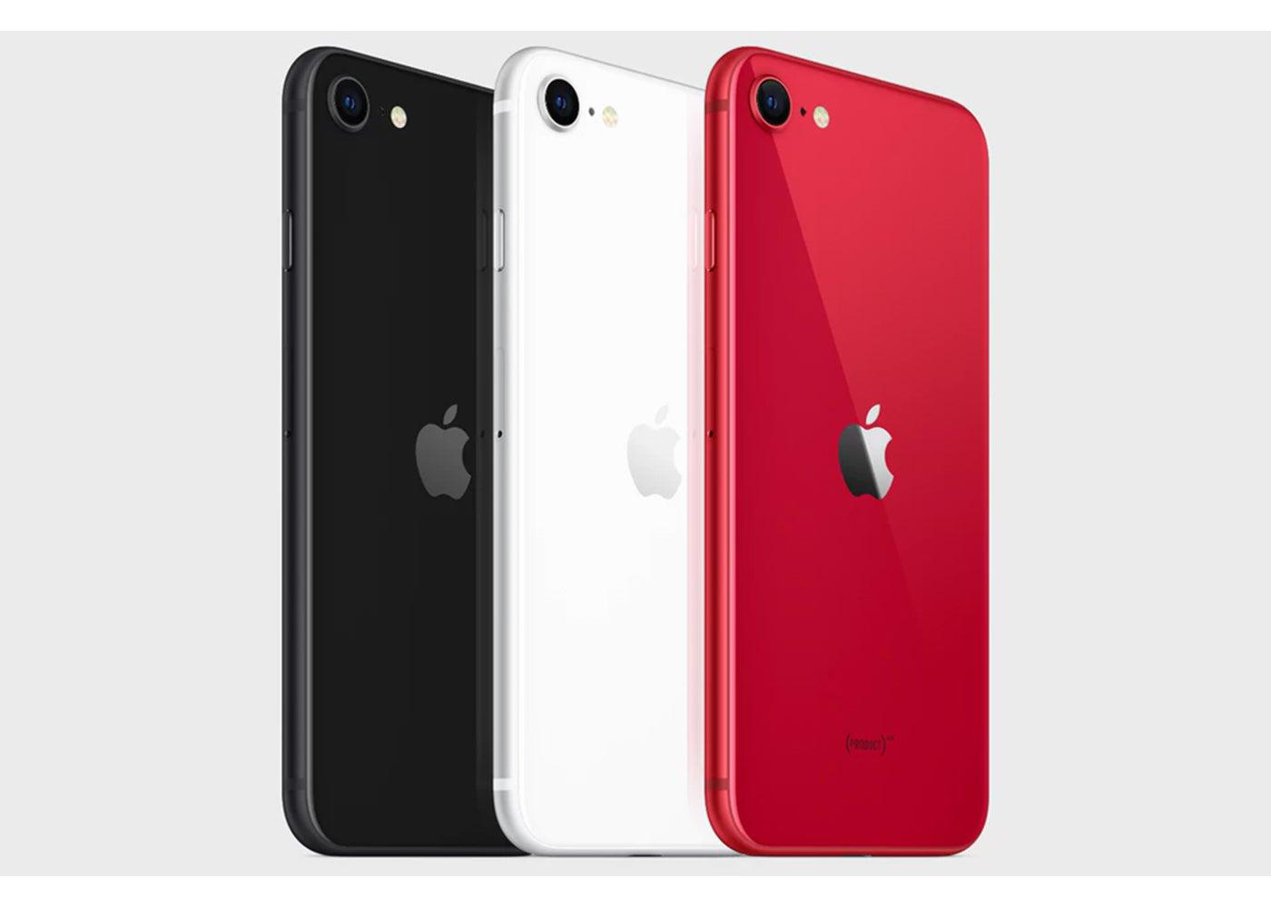 Apple lanzó su iPhone SE 2, un modelo más económico con detalles premium (2)