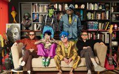 Gorillaz presenta su nuevo single Aries ft. Peter Hook y Georgia (2)