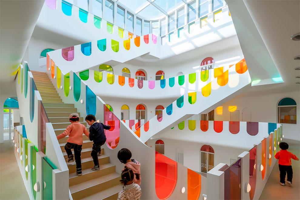 Este jardín de infantes es lo más lindo que vas a ver hoy ...