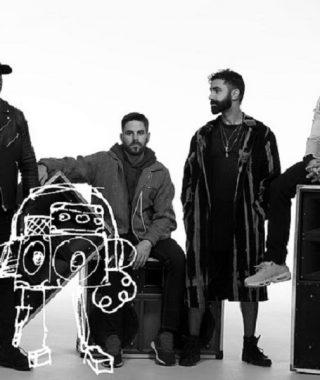 Rudimental vuelve con su nuevo single Easy On Me ft. The Martinez Brothers