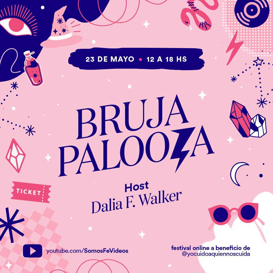 Brujapalooza festival online tarot esoterismo (2)
