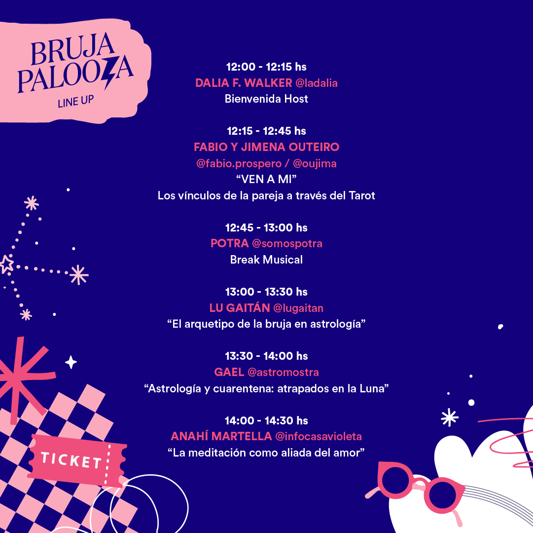 Brujapalooza festival online tarot esoterismo (4)