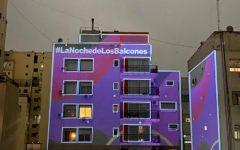la noche de los balcones