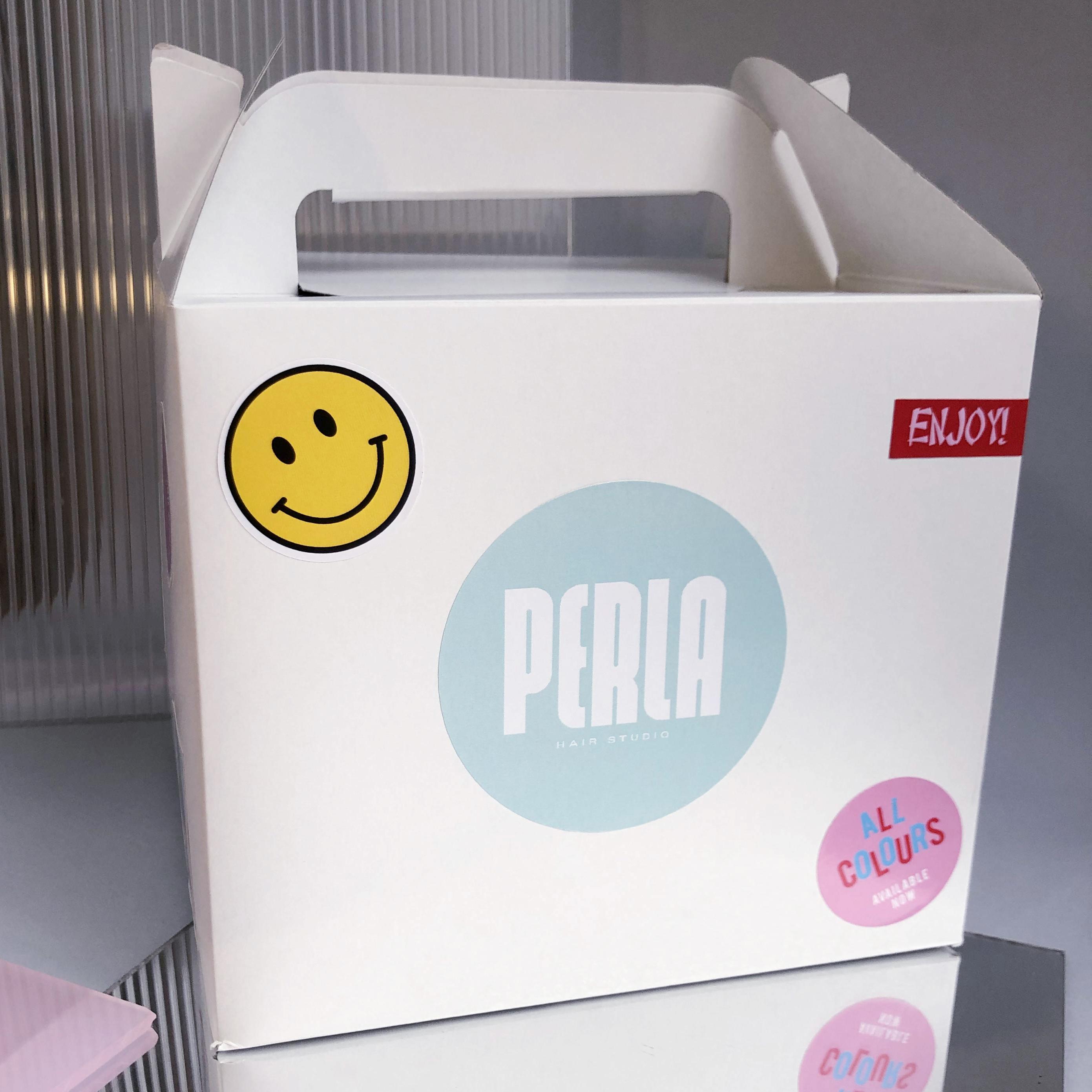 DELIVERY PERLA - BIG BOX