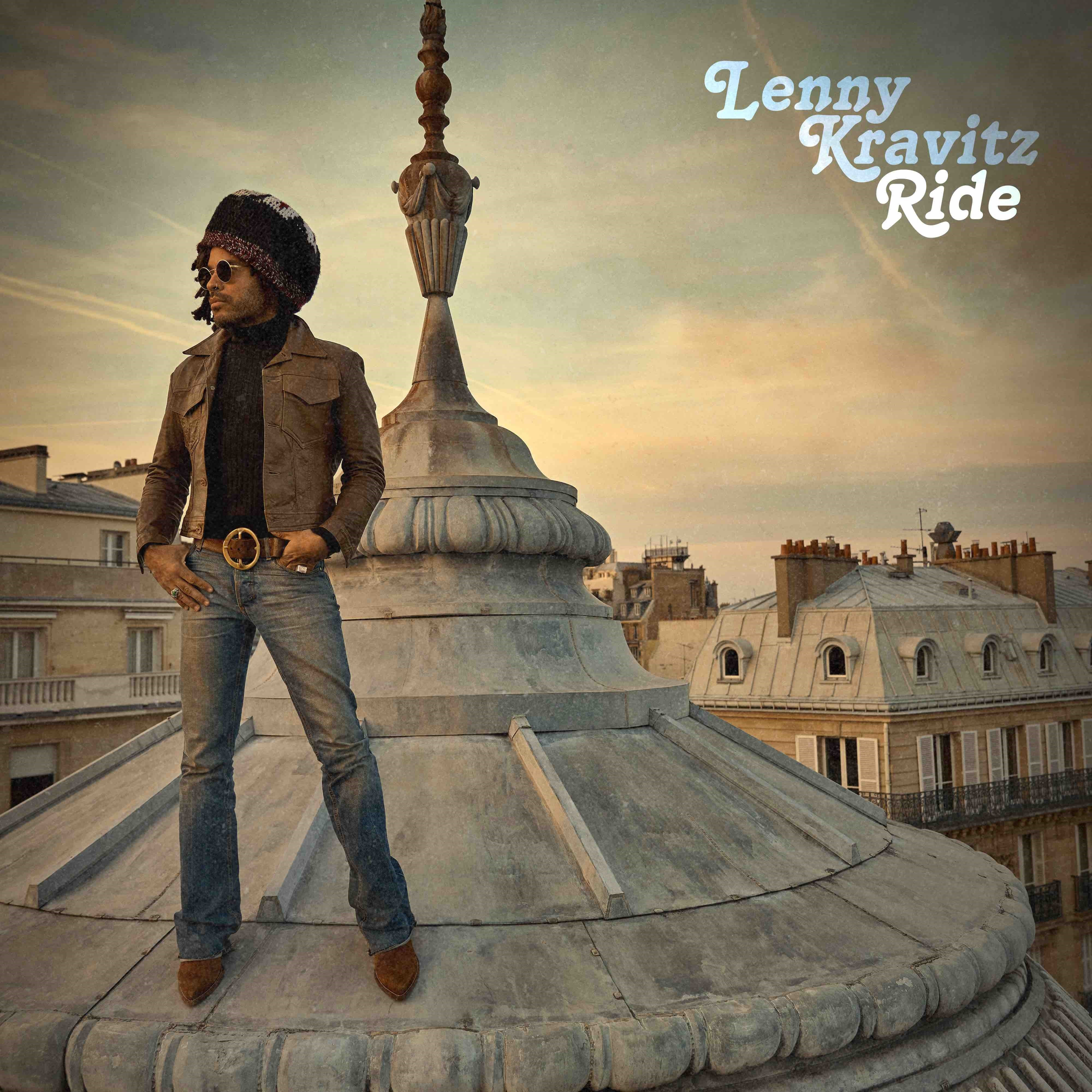 Lenny Kravitz presenta el video para su nuevo single Ride