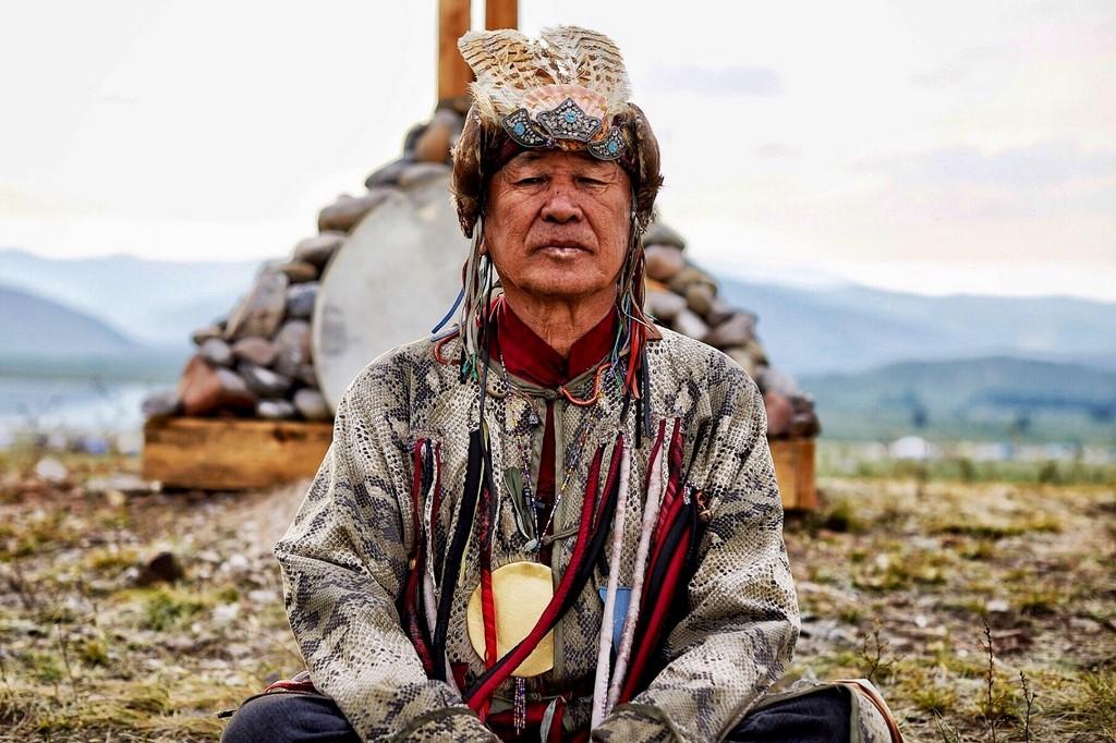 Nicolay Oorsak, Chaman Siberiano , maestro del khoomei