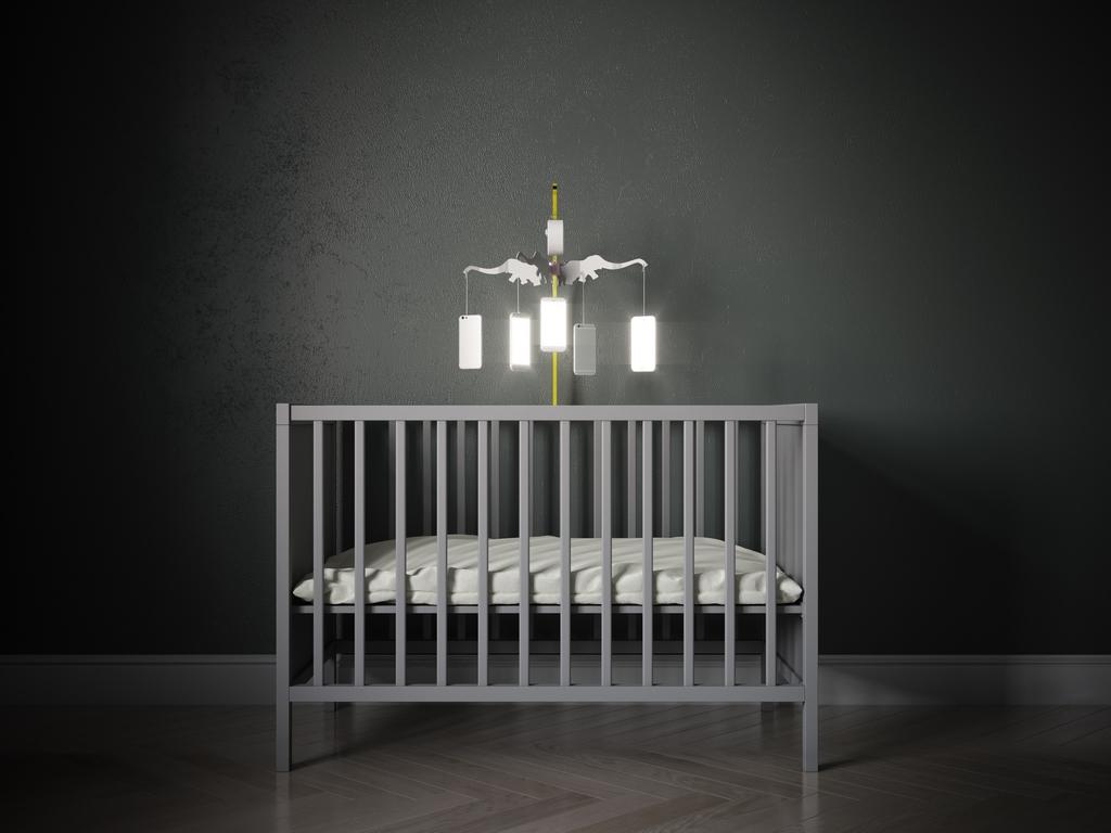 Reflecting on Isolation Baby Cribs Anna Radchenko (5)