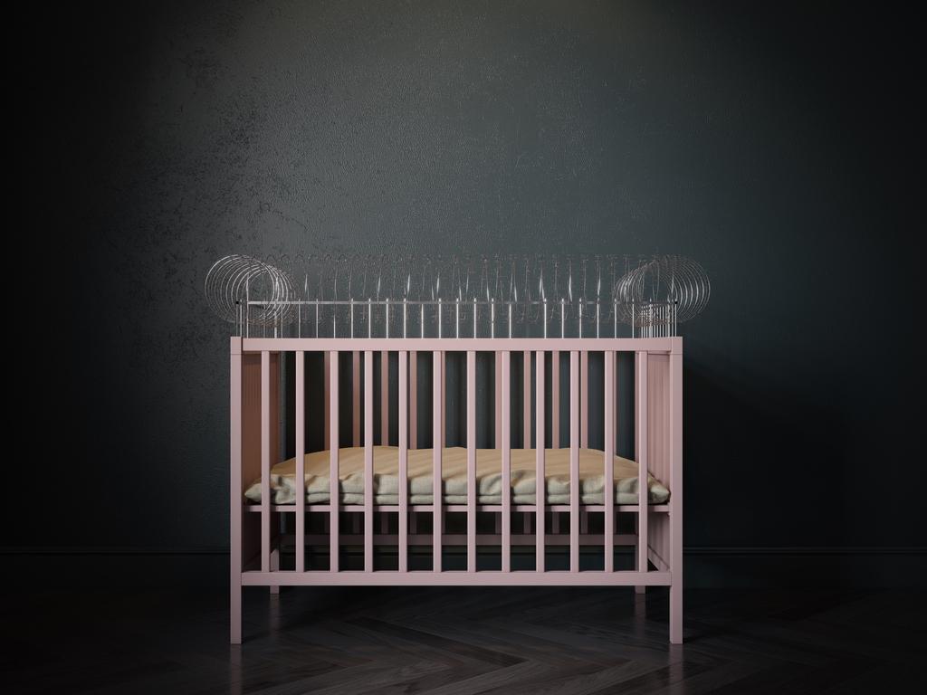Reflecting on Isolation Baby Cribs Anna Radchenko (6)