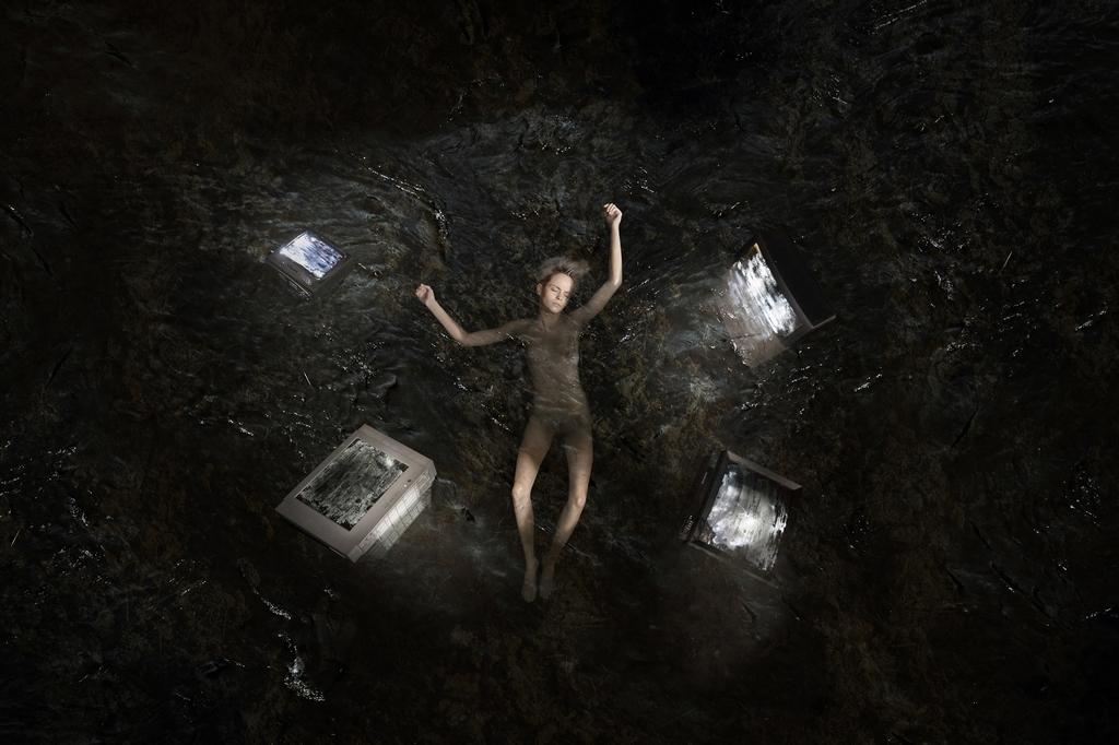 Reflecting on Isolation The Melancholy Rooms Anna Radchenko (2)