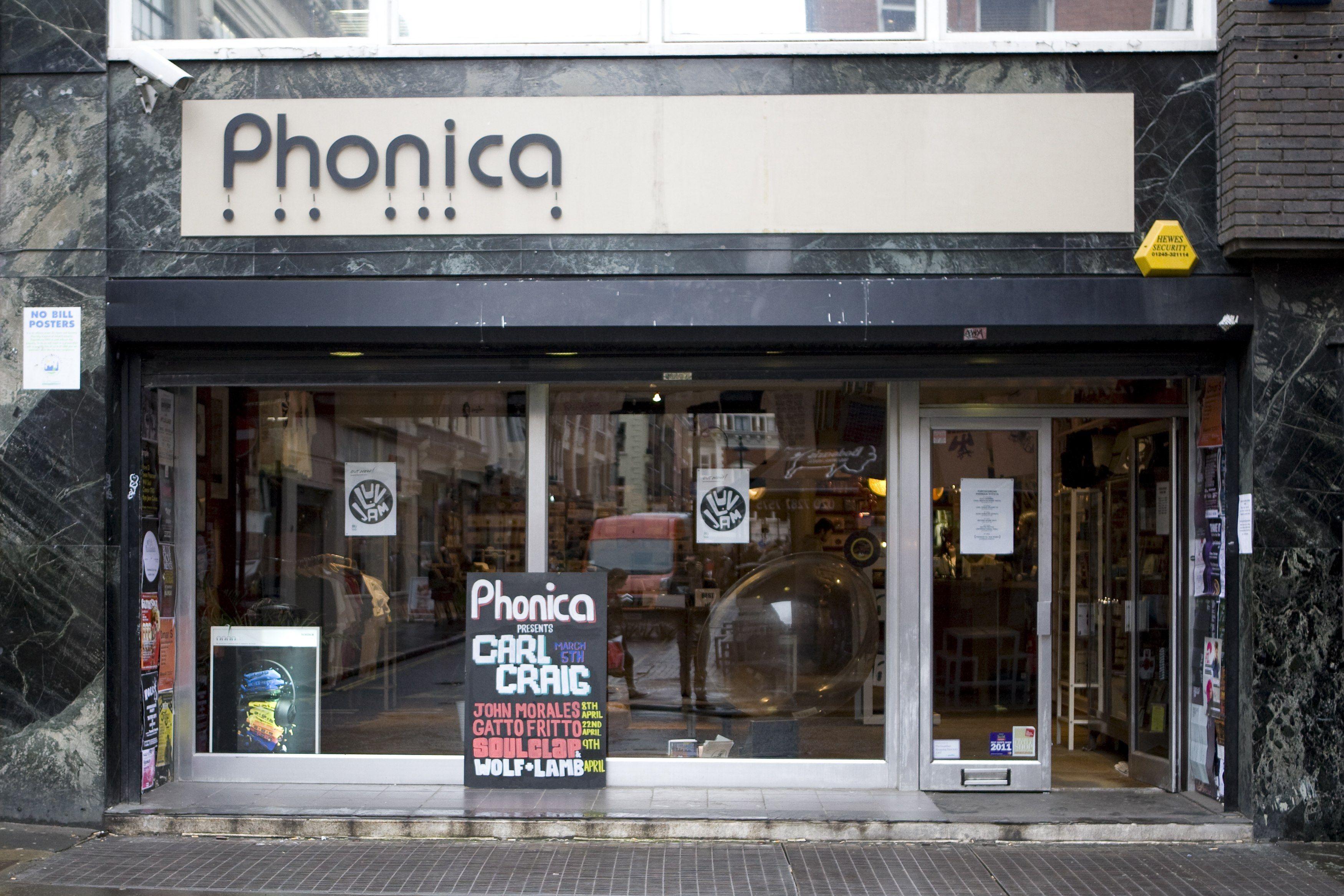 SOCIAL ASSET - phonica2 record store vinilos discos