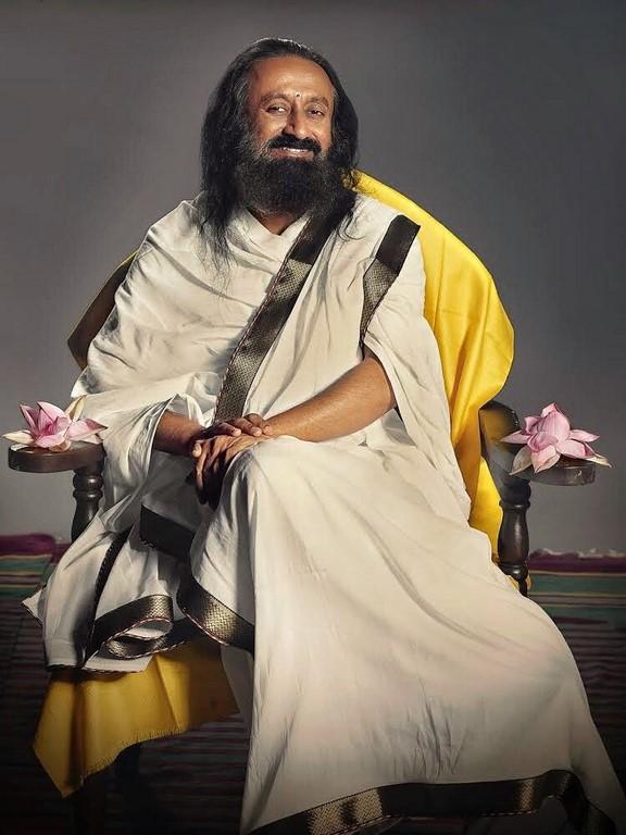 Sri Sri Ranvi Shankar, Lider Espiritual y Embajador de la Paz