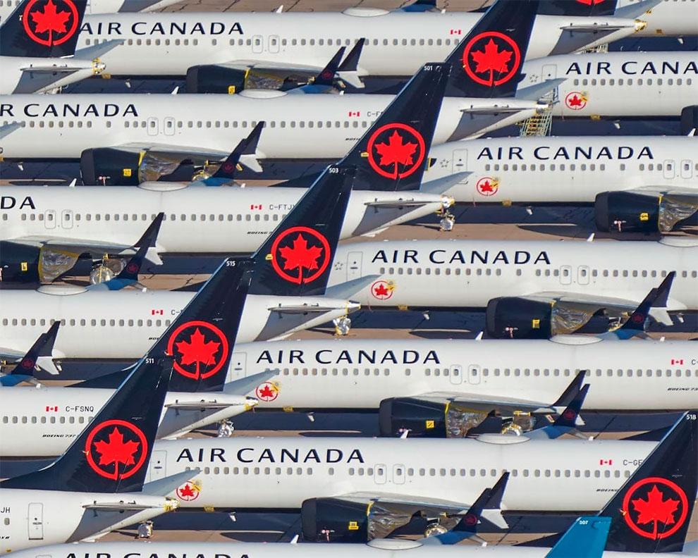 aviones estacionados aeropuertos estados unidos Andy Luten (1)