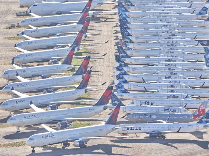 aviones estacionados aeropuertos estados unidos Andy Luten (19)