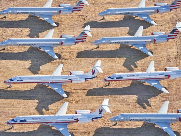 aviones estacionados aeropuertos estados unidos Andy Luten (20)