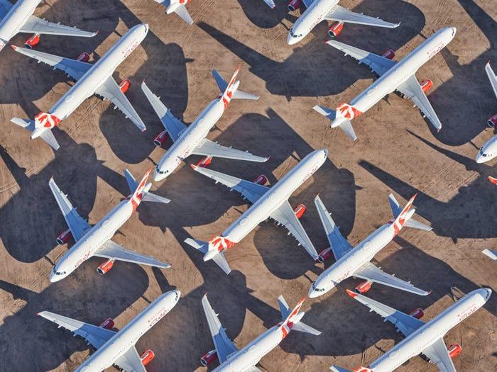 aviones estacionados aeropuertos estados unidos Andy Luten (21)