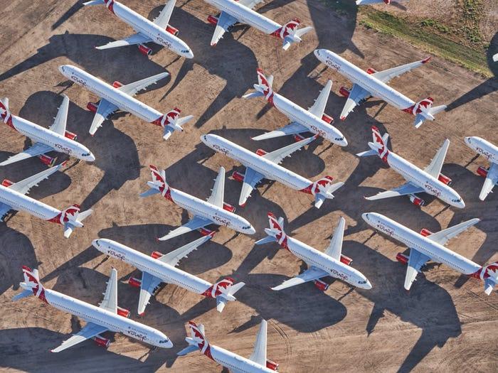 aviones estacionados aeropuertos estados unidos Andy Luten (27)