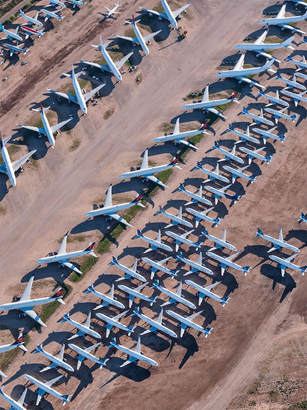 aviones estacionados aeropuertos estados unidos Andy Luten (31)