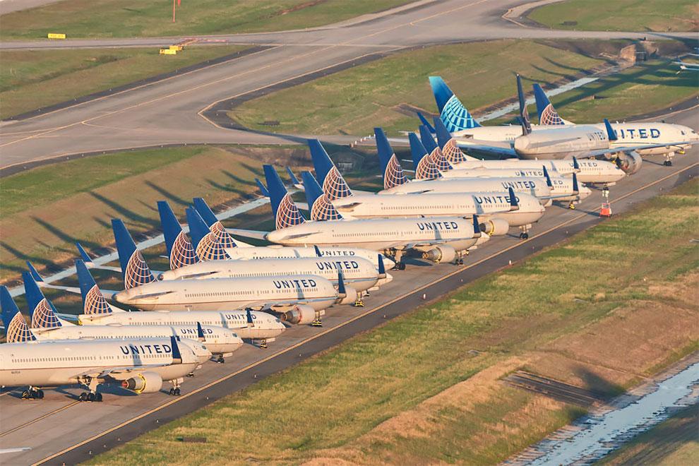 aviones estacionados aeropuertos estados unidos Andy Luten (32)