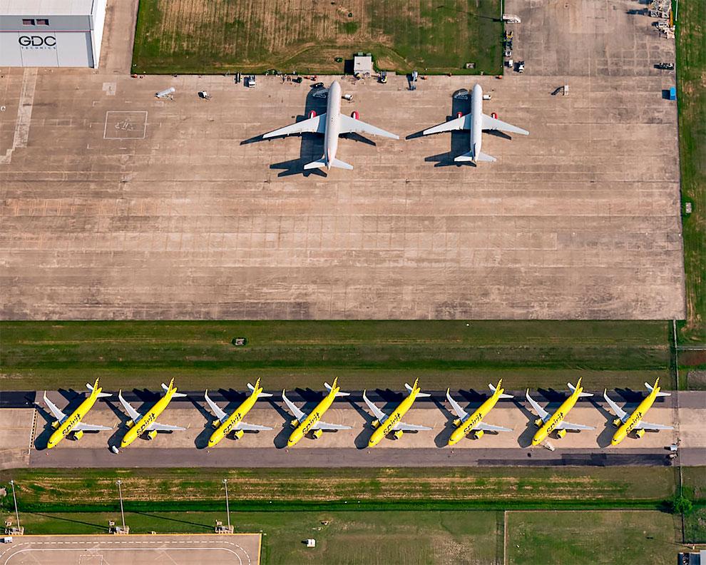 aviones estacionados aeropuertos estados unidos Andy Luten (34)