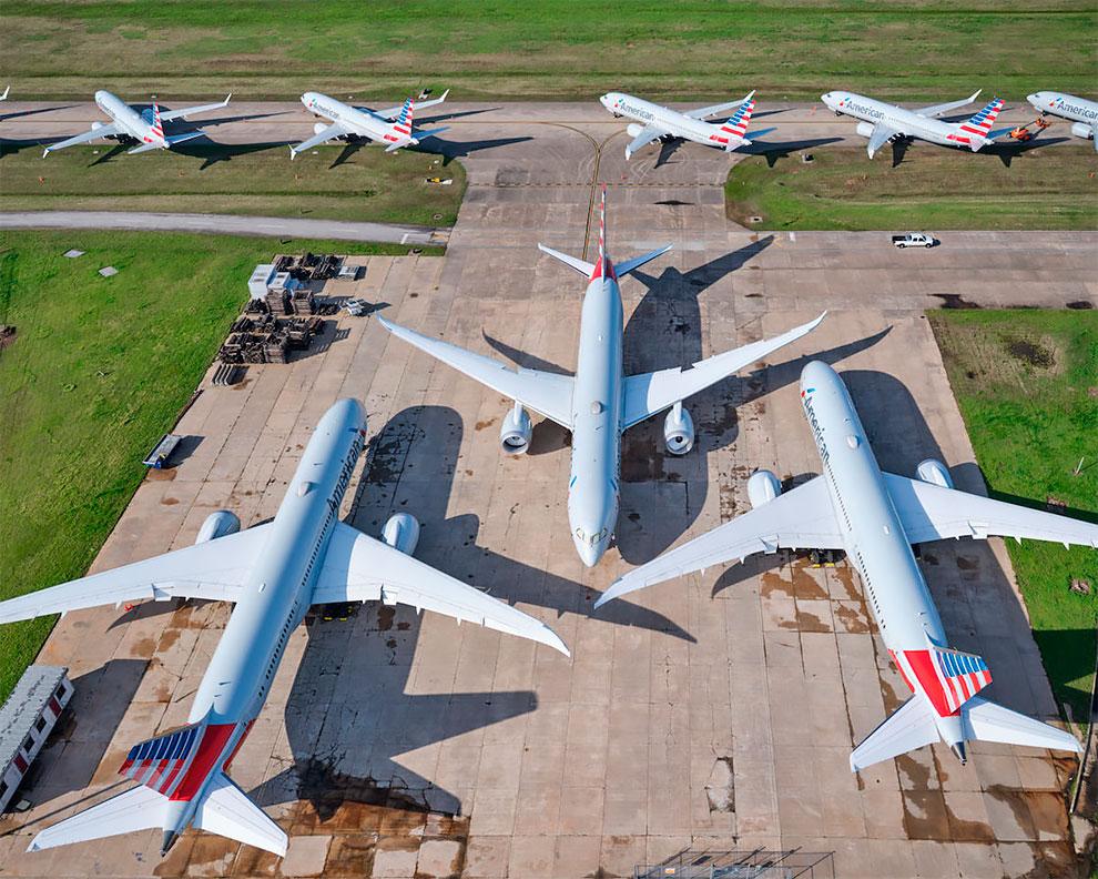aviones estacionados aeropuertos estados unidos Andy Luten (35)
