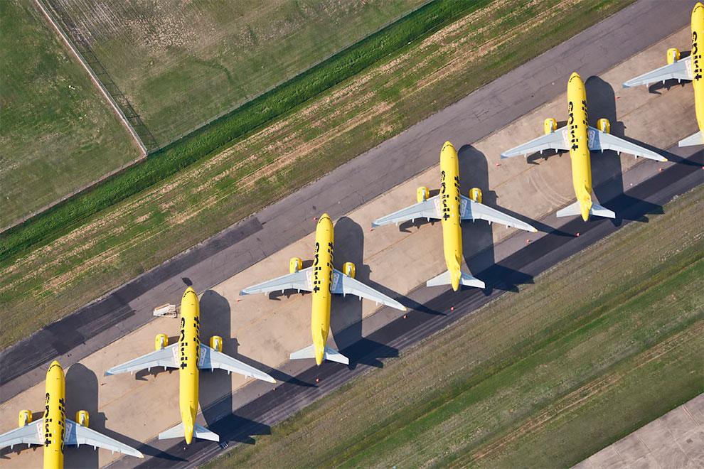 aviones estacionados aeropuertos estados unidos Andy Luten (4)