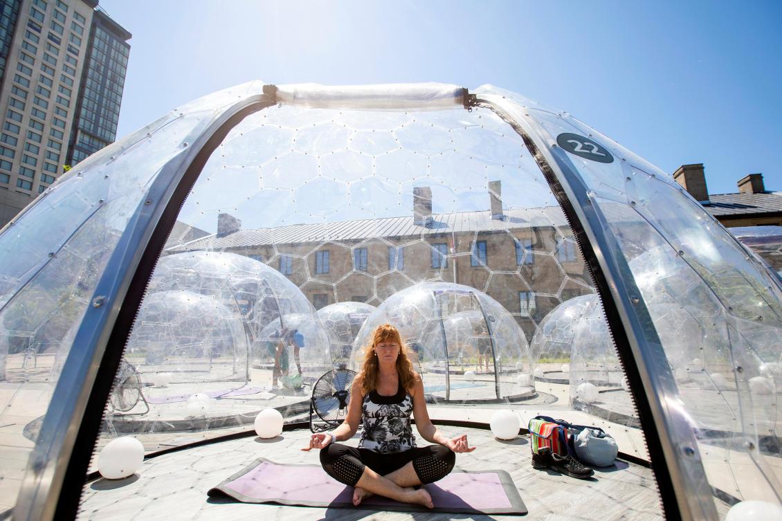 yoga clases covid 19 domos ontario canada loqueva (3)