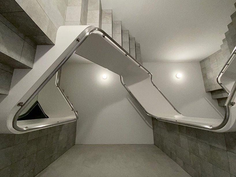 Escalera infinita Leandro Erlich KAMU japón (1)