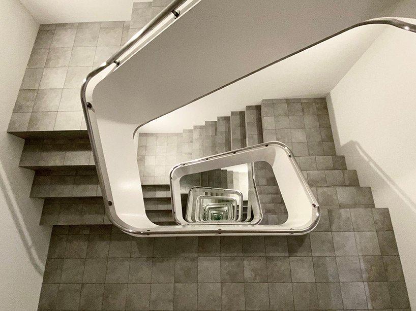 Escalera infinita Leandro Erlich KAMU japón (5)