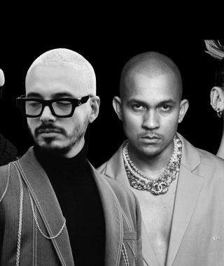 J Balvin, Dua Lipa, Bad Bunny y Tainy presentan el nuevo single One Day (3)