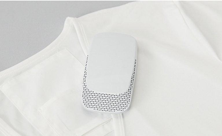 Sony lanza un aire acondicionado portátil que entra en un bolsillo (3)