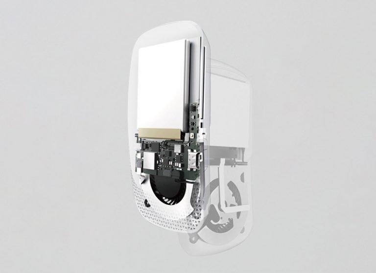 Sony lanza un aire acondicionado portátil que entra en un bolsillo (5)