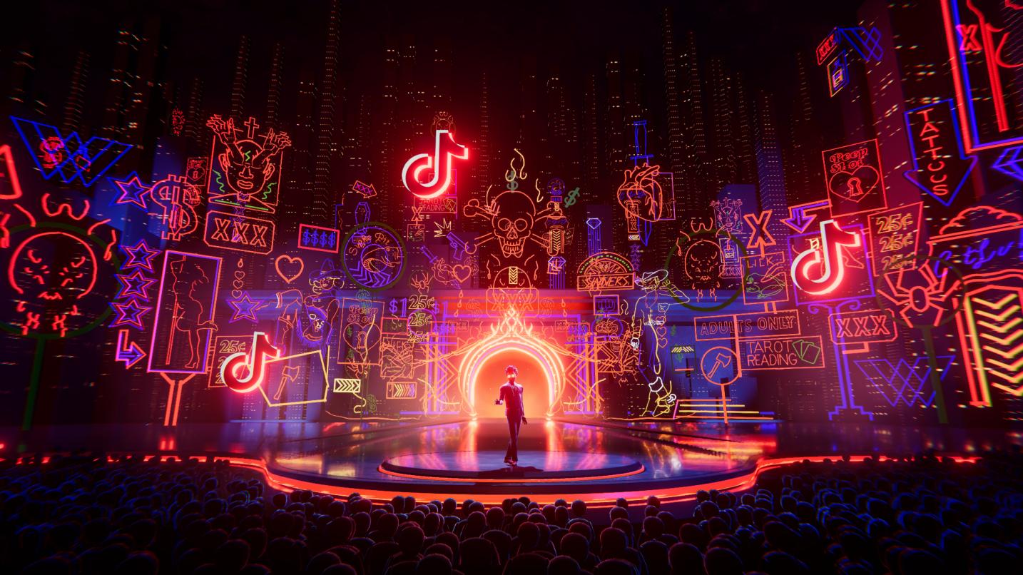The Weeknd ofrecerá concierto virtual de cross-reality en exclusiva desde TikTok (5)