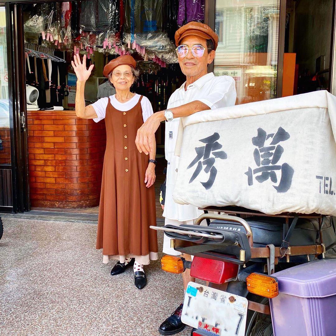 Wan-Ji Sho-Er taiwaneses lavanderia ropa viejos cool (1)