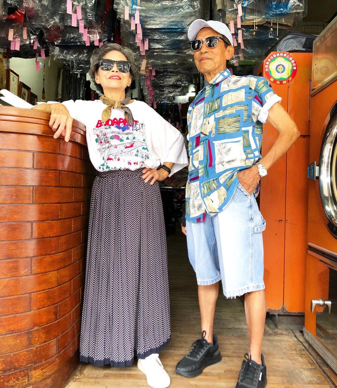 Wan-Ji Sho-Er taiwaneses lavanderia ropa viejos cool (10)