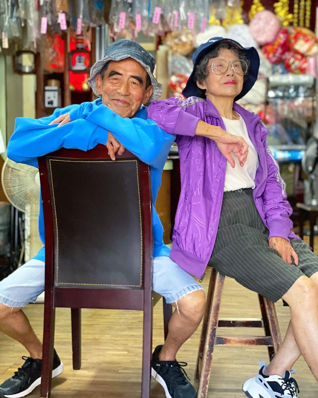 Wan-Ji Sho-Er taiwaneses lavanderia ropa viejos cool (4)