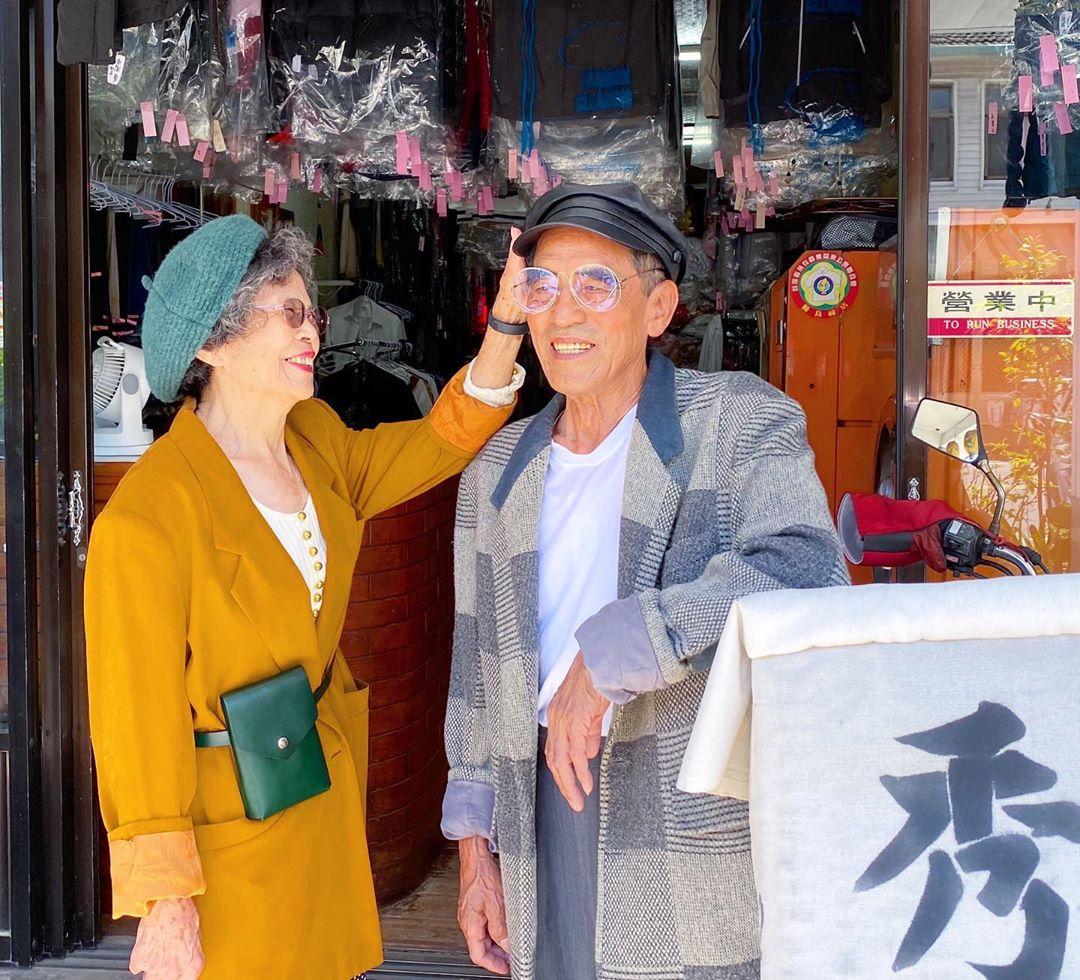 Wan-Ji Sho-Er taiwaneses lavanderia ropa viejos cool (5)