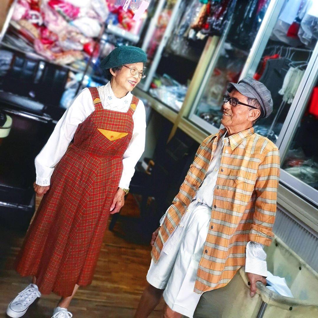 Wan-Ji Sho-Er taiwaneses lavanderia ropa viejos cool (7)