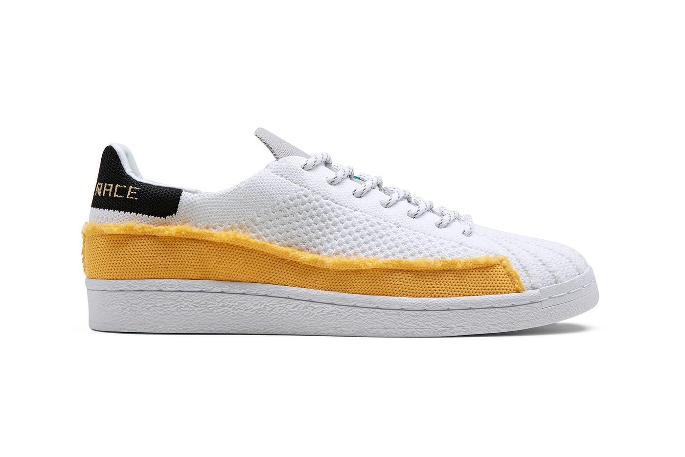 adidas Originals y Pharrell Williams modernizan las clásicas Superstar (5)