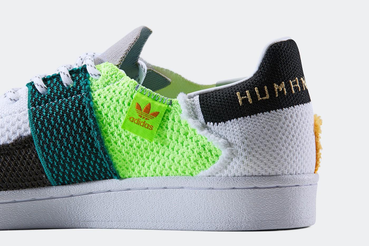 adidas Originals y Pharrell Williams modernizan las clásicas Superstar (6)