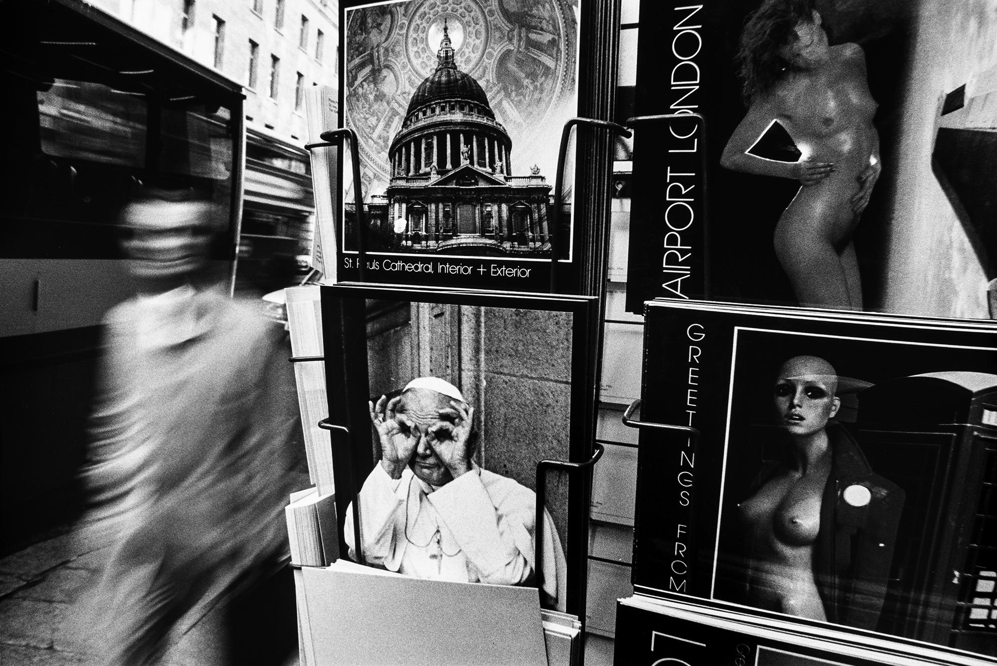 Gaspar Gasparian - La mirada. Londres. Gentileza Galería Carmen Araujo