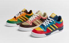 Human Made y adidas Originals presentan una colaboración llena de color (1)