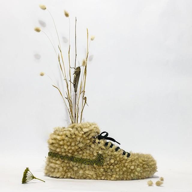 Monsieur Plant arte con plantas (6)