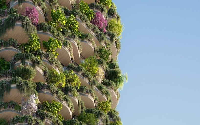 Koichi Takada y una torre en Australia que es un verdadero bosque urbano  (3)