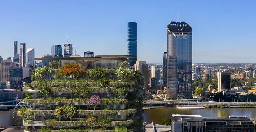 Koichi Takada y una torre en Australia que es un verdadero bosque urbano  (5)