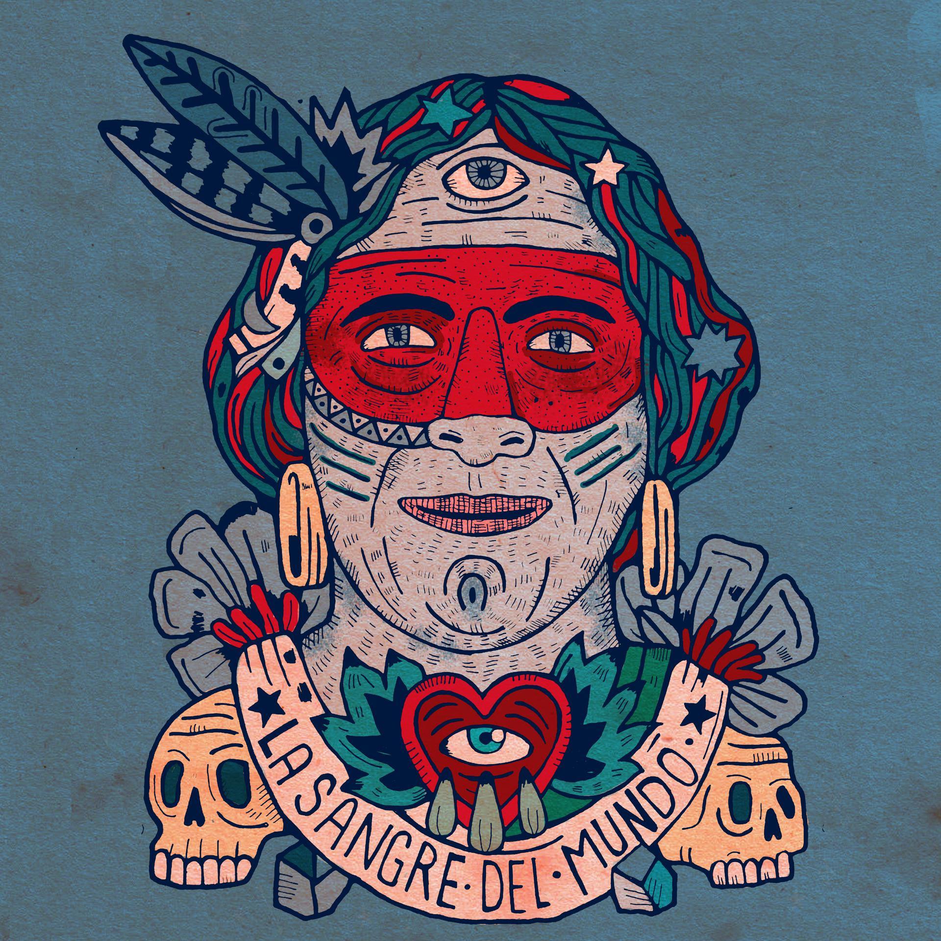 Muerdo presenta el primer single de su nuevo álbum La Sangre del Mundo (2)
