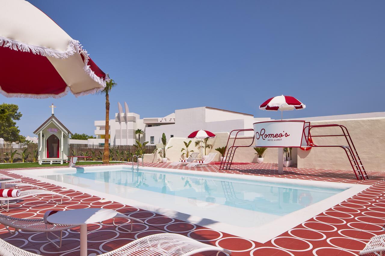Romeo's, el hotel de Ibiza ideal para tu cuenta de Instagram  (4)