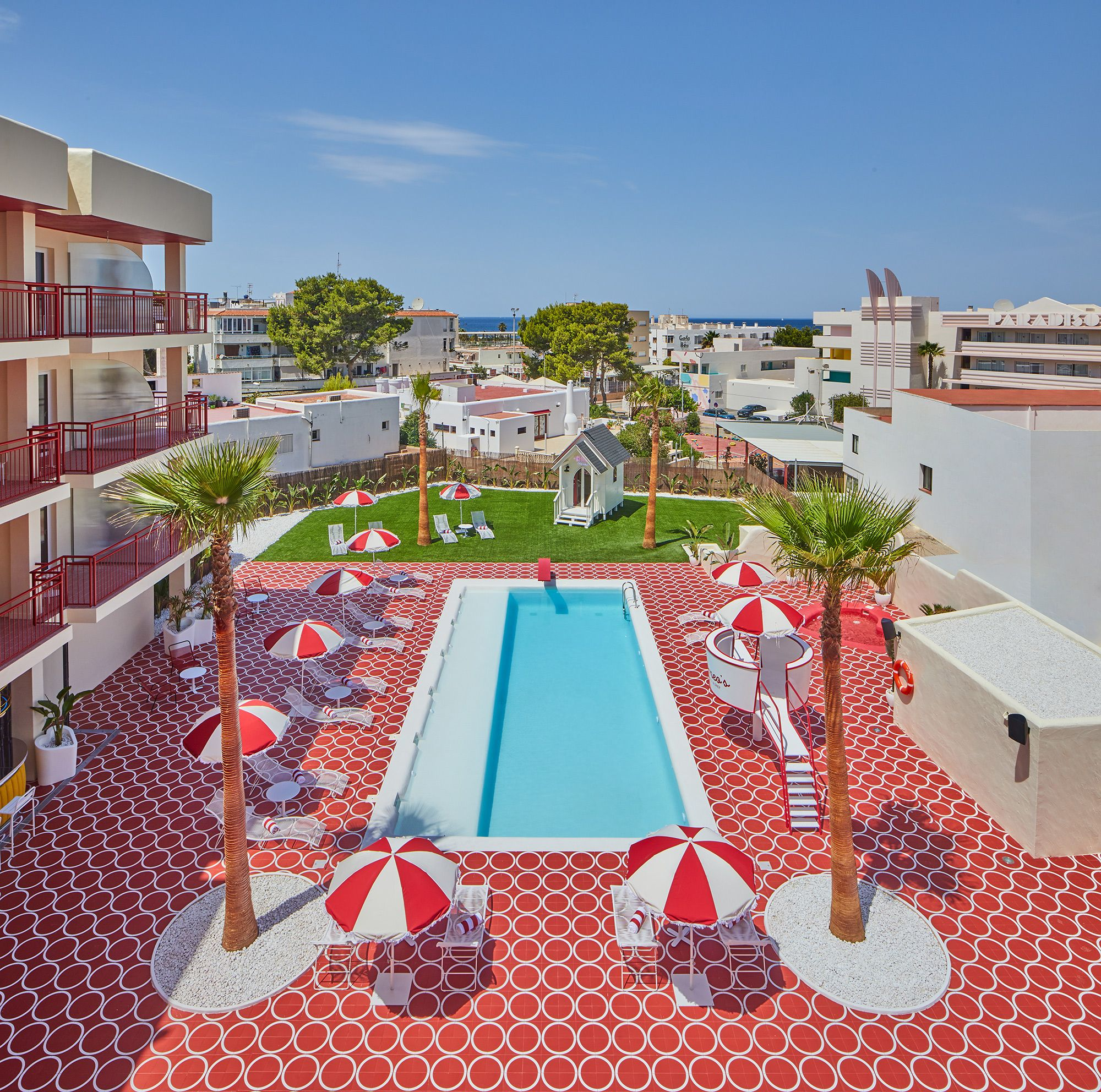 Romeo's, el hotel de Ibiza ideal para tu cuenta de Instagram  (7)