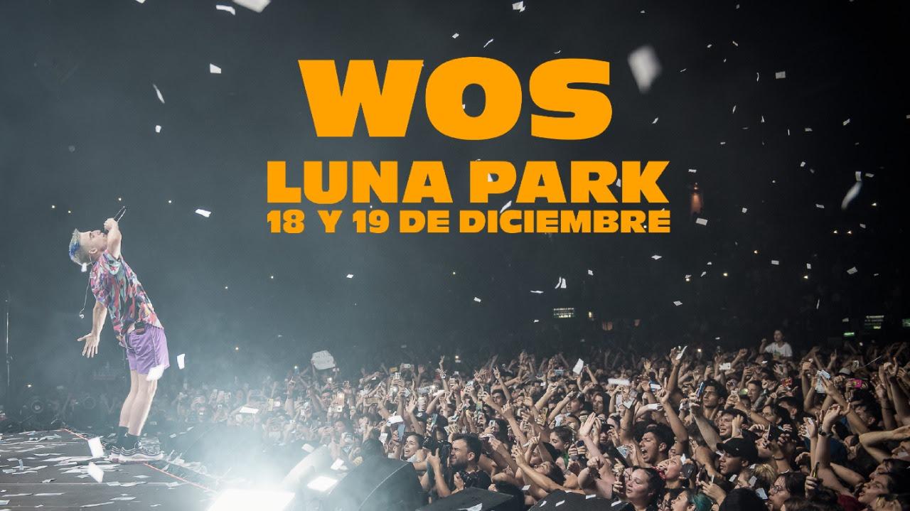 WOS lanza un registro inédito de sus shows en el Luna Park (2)