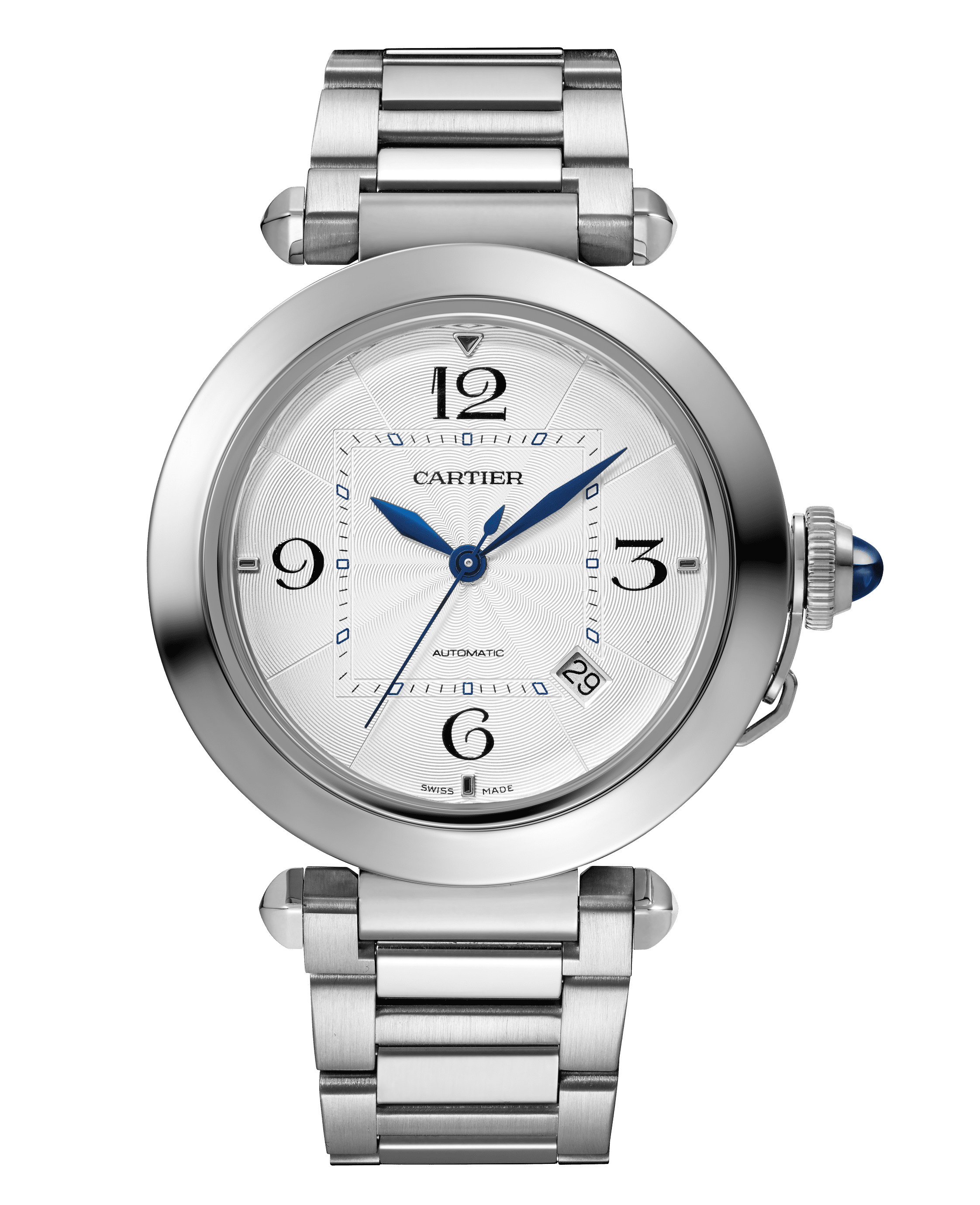 reloj Pasha, Cartier